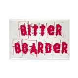 Bitter Boarder Rectangle Magnet (10 pack)