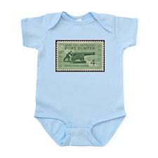 Fort Sumter Civil War Infant Creeper