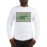 Fort Sumter Civil War Long Sleeve T-Shirt