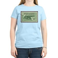 Fort Sumter Civil War Women's Pink T-Shirt