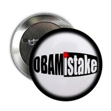 "Obamistake 2.25"" Button (10 pack)"