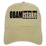 Obamistake Baseball Cap