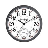 Illinois Bunn Special 2 Wall Clock