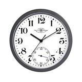 Ball Railroad Pocket Watch Wall Clock