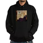 Whistlers / Scottie (w) Hoodie (dark)