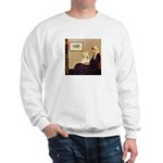 Whistlers / Scottie (w) Sweatshirt