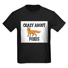 Crazy About Foxes T
