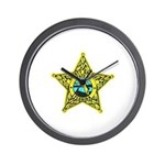 Florida Sheriff Wall Clock