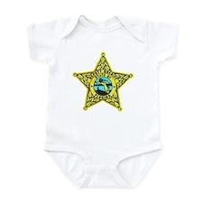 Florida Sheriff Onesie
