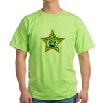 Florida Sheriff Green T-Shirt