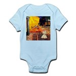 Cafe / Scottie (w) Infant Bodysuit