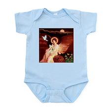 Angel / Scottie (w) Infant Bodysuit