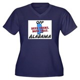 opp alabama - been there, done that Women's Plus S