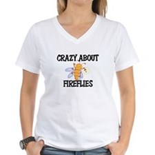 Crazy About Fireflies Shirt