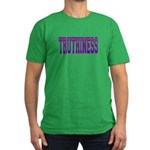 Truthiness Men's Fitted T-Shirt (dark)