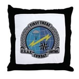 Combat Control Team Throw Pillow