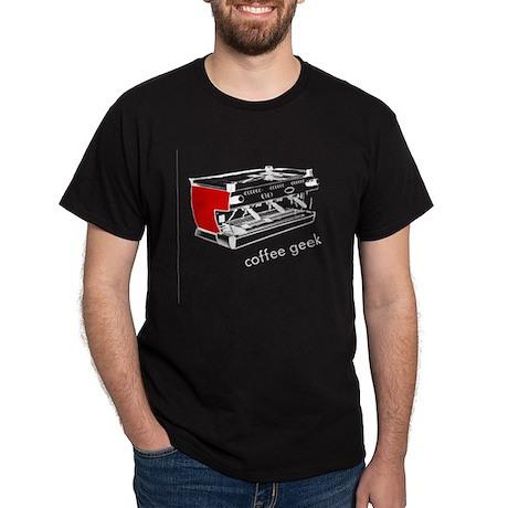 Coffee Geek Dark T-Shirt