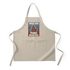 I Want You BBQ Apron