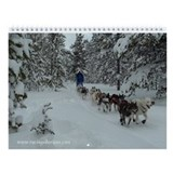 MCK Racing Siberians Wall Calendar I
