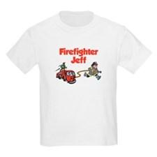 Firefighter Jeff T-Shirt