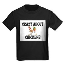 Crazy About Chickens T