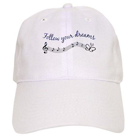 Follow Your Dreams Cap