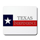 Texas Independence Mousepad