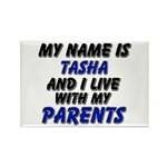 my name is tasha and I live with my parents Rectan