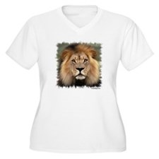 Lion Photograph T-Shirt