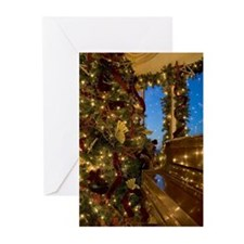 Unique Christmas tree Greeting Cards (Pk of 10)