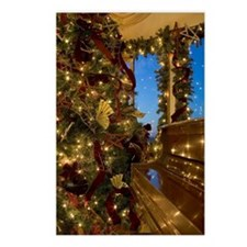 Lights of Christmas Postcards (Package of 8)