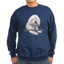 Bichon Frise Dog Sweatshirt