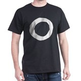 Enso Black T-Shirt