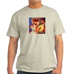 Mandolin / Scottie (w) Light T-Shirt