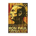 Ron Paul Mini Poster Print