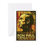 Ron Paul Greeting Cards (Pk of 10)