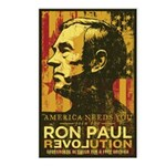 Ron Paul Postcards (Package of 8)