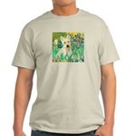 Irises / Scottie (w) Light T-Shirt