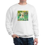 Irises / Scottie (w) Sweatshirt