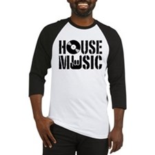House Music Baseball Jersey