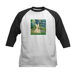 Bridge / Scottie (w) Kids Baseball Jersey