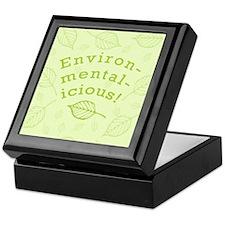 Environmentalicious Keepsake Box
