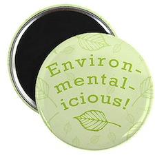 Environmentalicious Magnet