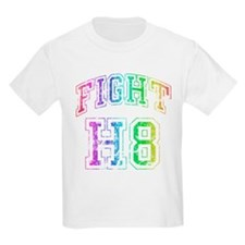 Say no to H8 Prop 8 T-Shirt