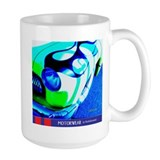 Flaming Merc Mug