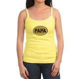 Papa Oval Tank Top