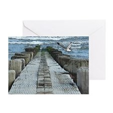 """The Jetty"" Greeting Cards (Pk of 20)"