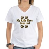 My Kids have Four Feet Shirt