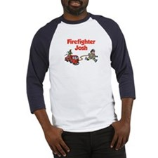 Firefighter Josh Baseball Jersey