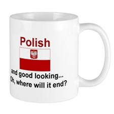 Good Looking Polish Mug